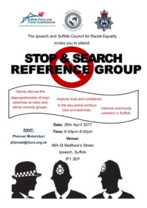 thumbnail of Stop and Search flyer 2